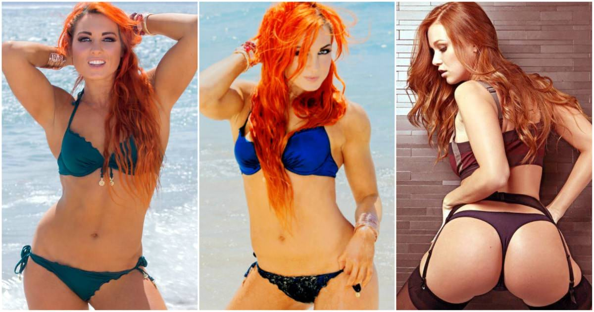 44 Hot And Sexy Pictures of Becky Lynch WWE Diva Will Sizzle You Up