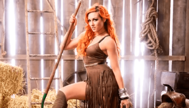 Becky Lynch Photo Shoot