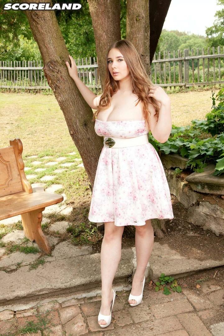 Lucy Laistner Nude Topless Milk Video 1