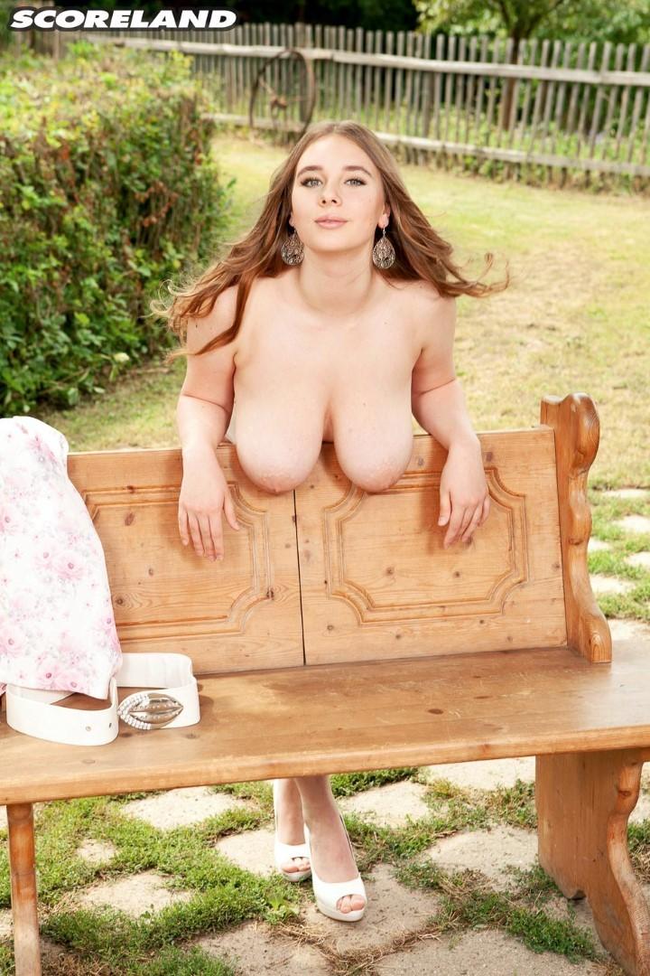 Lucy Laistner Nude Topless Milk Video 12