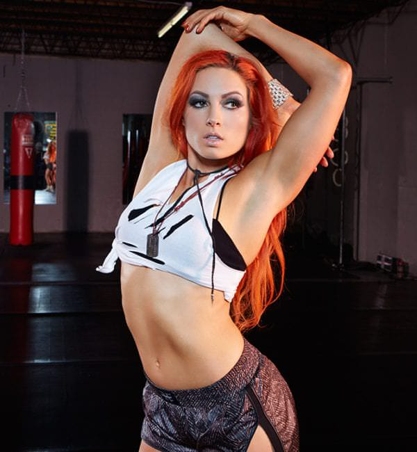 becky lynch too hot