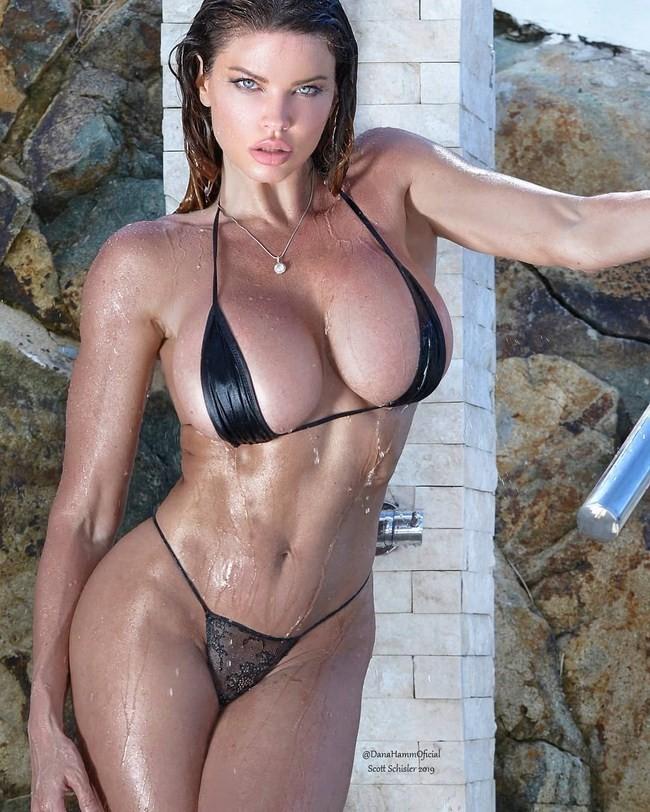 Dana Hamm nude photos 34
