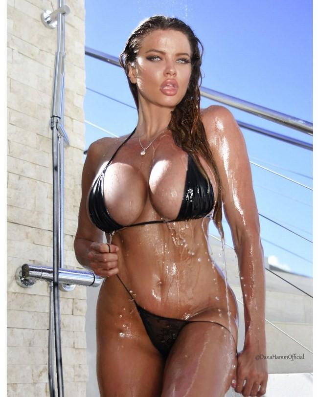 Dana Hamm nude photos 36