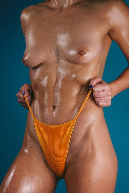 FitNakedGirls.com Abbie Maley nude 29
