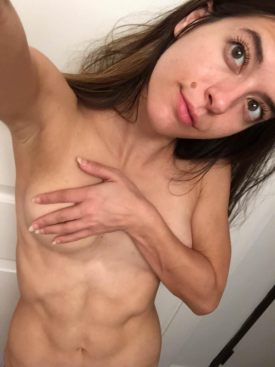 FitNakedGirls.com Abbie Maley nude 5