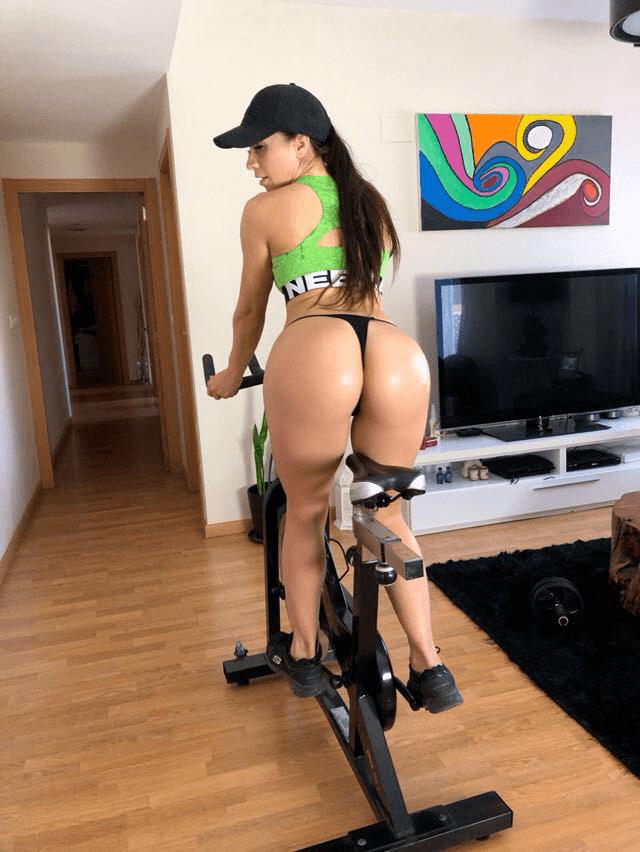FitNakedGirls.com Neiva Mara nude 15