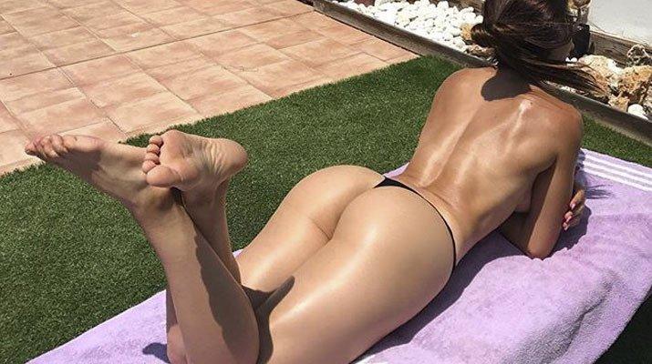 FitNakedGirls.com Neiva Mara nude 6