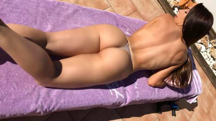 FitNakedGirls.com Neiva Mara nude 7