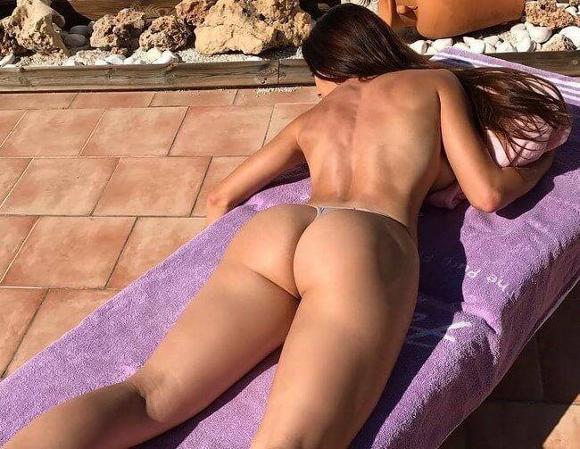 FitNakedGirls.com Neiva Mara nude 8